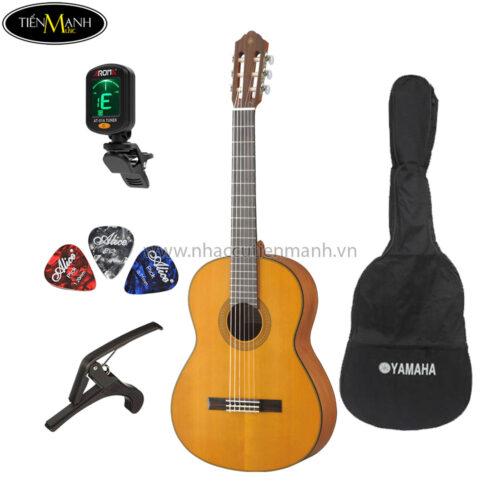 đàn guitar classic yamaha cg112mc khuyến mãi