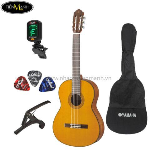 đàn guitar classic yamaha cg142c khuyến mãi