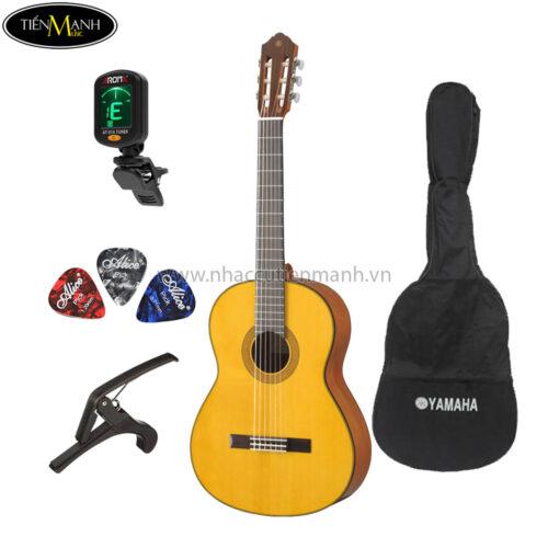 đàn guitar classic yamaha cg142s khuyến mãi
