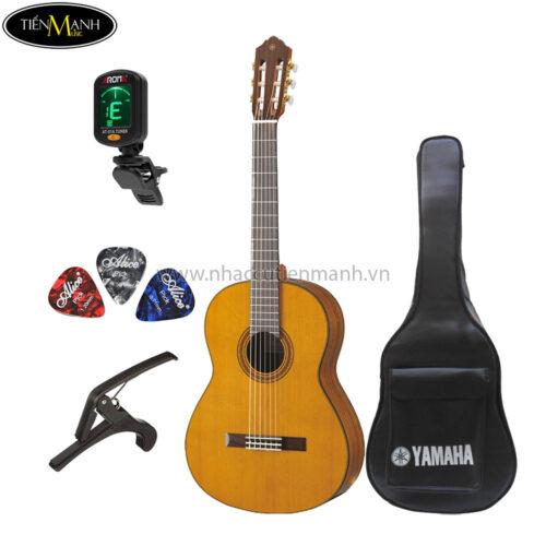 đàn guitar classic yamaha cg182c khuyến mãi