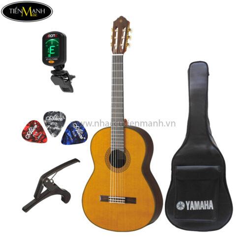 guitar classic yamaha cg192c khuyễn mãi