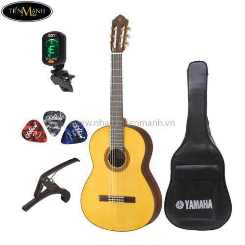 đàn guitar classic yamaha cg192s khuyến mãi