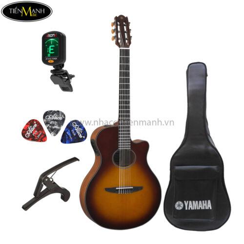 đàn guitar classic yamaha ntx500 khuyến mãi