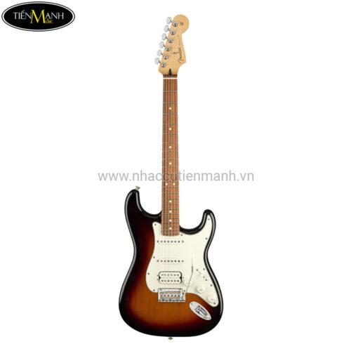 Đàn Guitar Điện Fender Player Strat HSS PF
