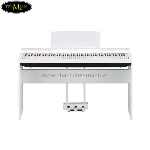Đàn Piano Điện Yamaha P-125WH + LP1