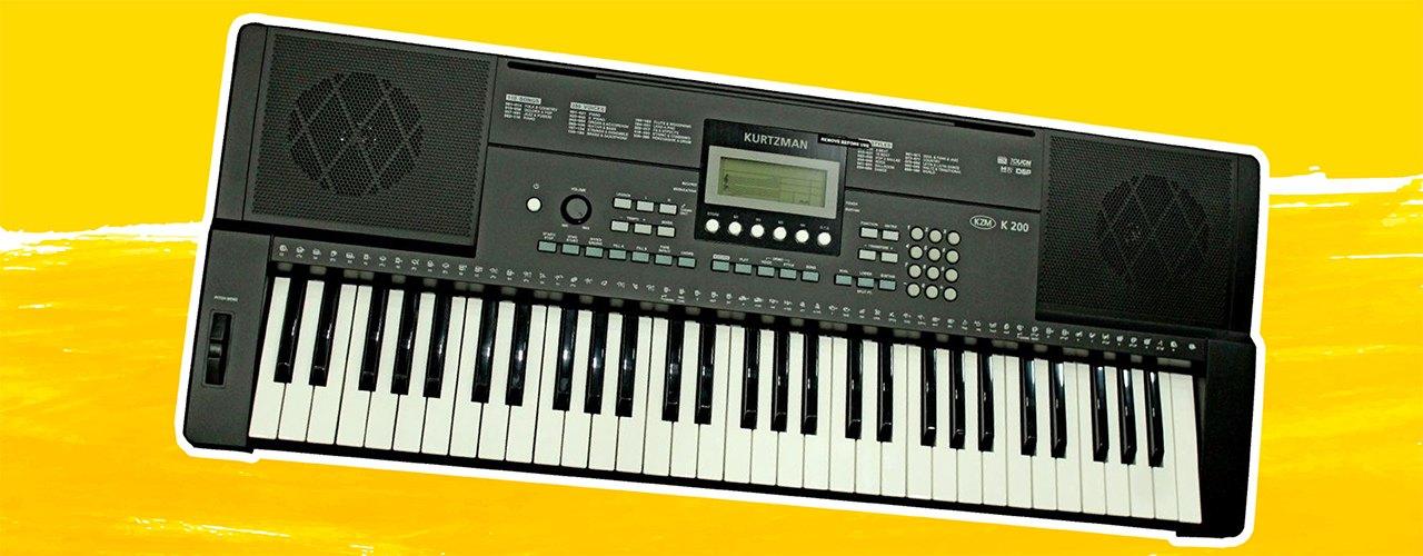 Mua Đàn Organ Kurtzman K200 Chính hãng Tiến Mạnh