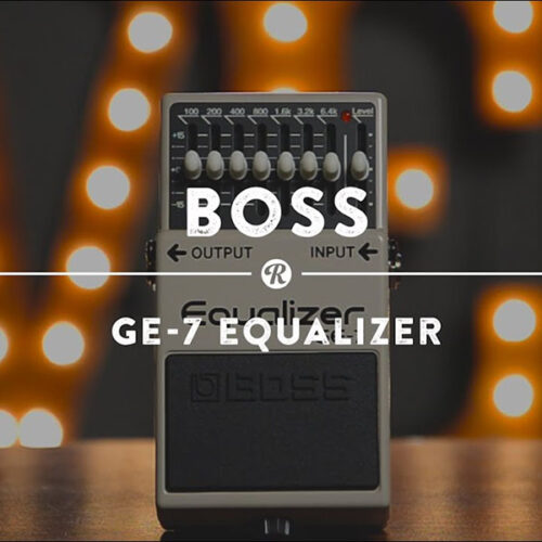 Phơ Guitar Boss GE-7