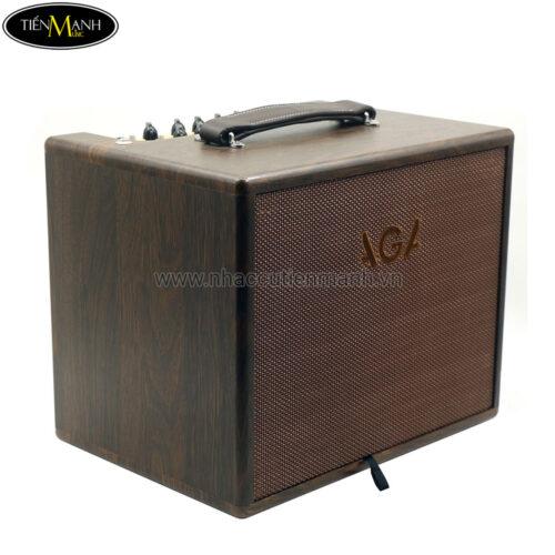 Ampli Đàn Acoustic và Classic Guitar AGA SC-100 (công suất 100W)