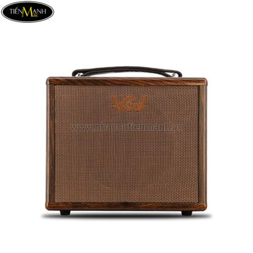 Ampli Đàn Acoustic và Classic Guitar AGA SC-60-III (công suất 60W)