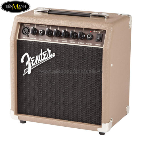Amplifier Fender ACOUSTASONIC 15 230V EU