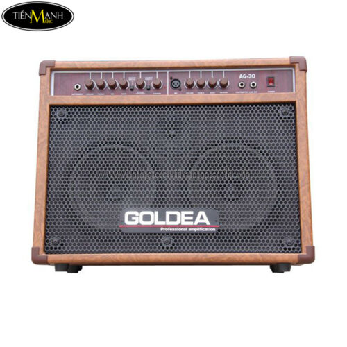 Goldea Solid State Guitar Amplifier GA-30