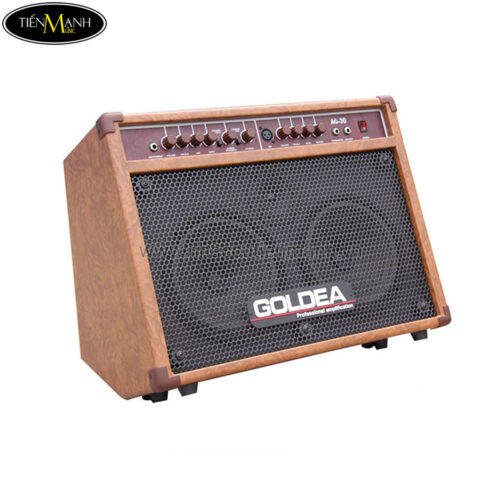 Goldea Solid State Guitar Amplifier AG-30