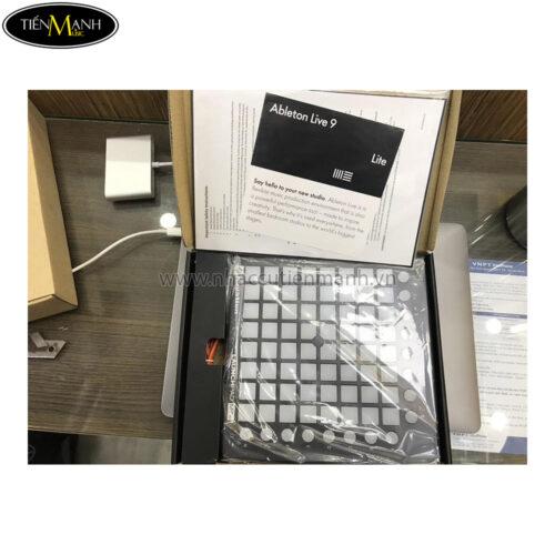 Novation Launchpad Mini MK2 - Compact USB Grid Controller for Ableton Live (Kèm Key Ableton Live)