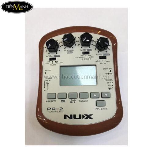 Phơ Acoustic Guitar Nux PA-2