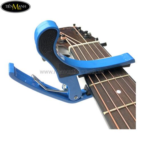 Capo đàn guitar ukulele TMC-01