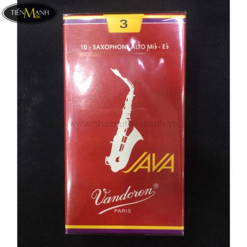 Dăm Kèn Alto Saxophone JAVA Vandoren_SIZE 3.0