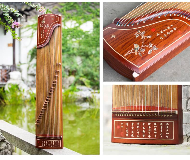 Tìm Hiểu Đàn Tranh Trung Quốc Guzheng Là Gì? – Nhạc Cụ Tiến Mạnh