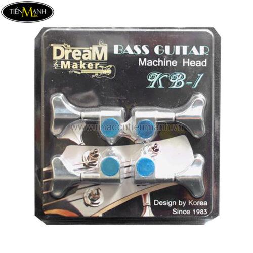 Khóa Guitar Bass Dream Maker KB-1
