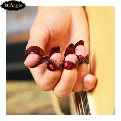 Móng đeo ngón cái guitar Alice AP-N-100