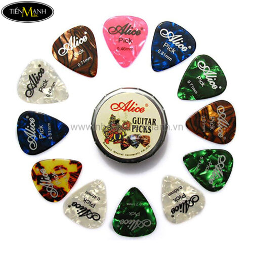 Móng Gảy Guitar Alice - Guitar Picks