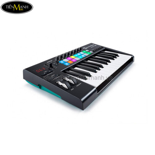 Novation Launchkey 25 MK2 Keyboard Controller