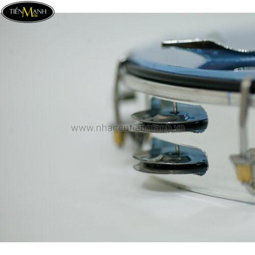 Tambourine Yamaha Mặt Xanh MT6-102B