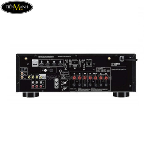 Ampli Yamaha RX V585 (Gold)