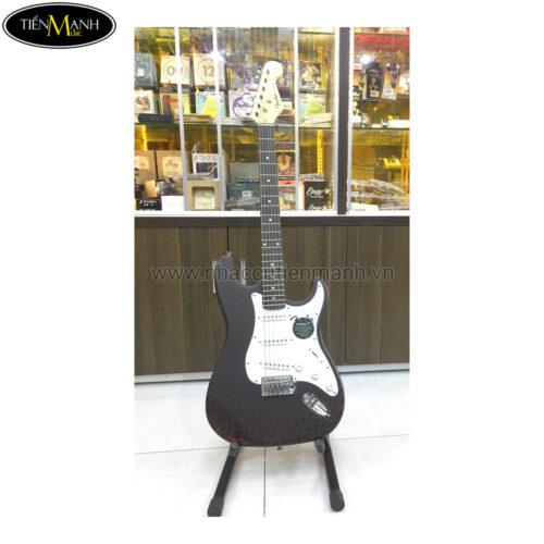 Đàn Guitar Điện Fender TQ Trứng Rạn FD2200B