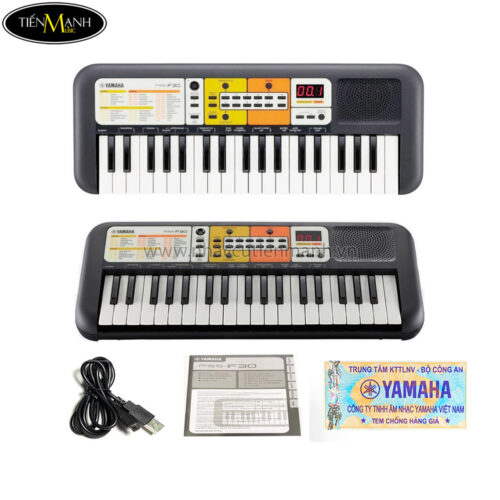 Đàn Organ mini Yamaha PSS-F30 //Y
