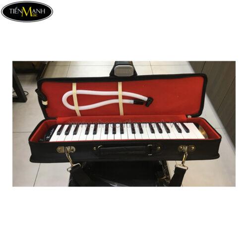 Kèn Melodica Swan 37P đen
