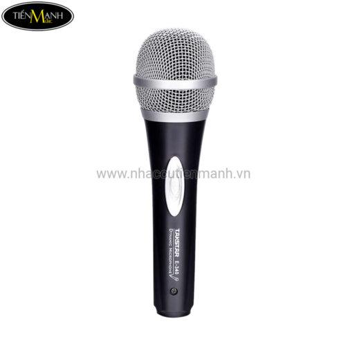 Microphone Cầm Tay Takstar E-340 (có kèm dây jack)