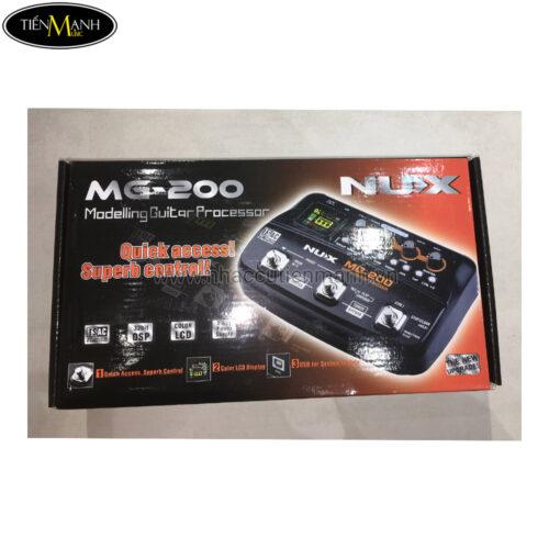 Phơ Guitar NUX MG-200