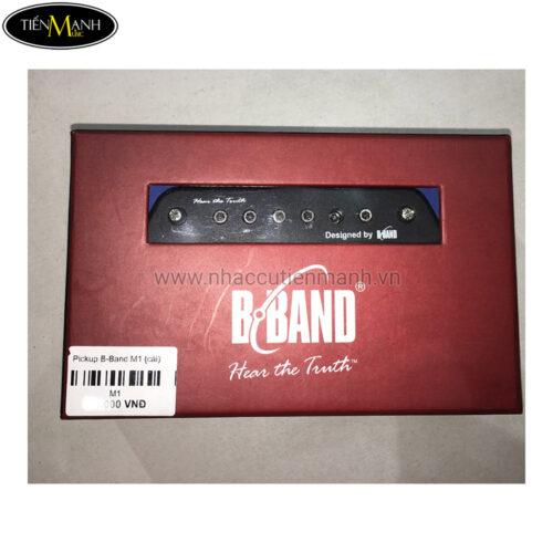 Pick-Up Đàn Guitar Acoustic B-Band M1