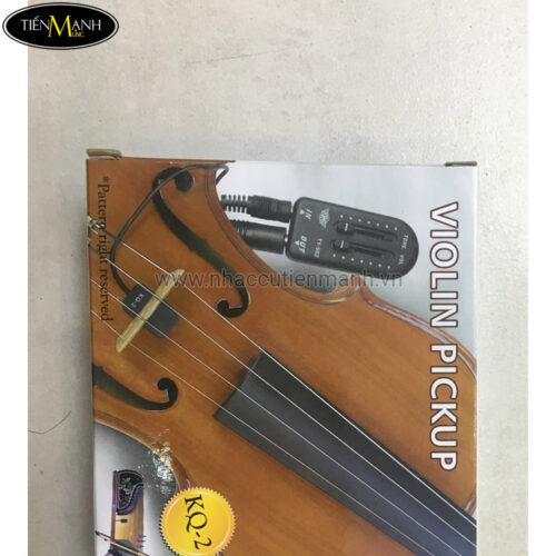 Pickup Đàn Violin KQ-2 (Bộ thu âm Violin)