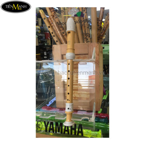 Sáo Recorder Soprano Yamaha YRS-402B