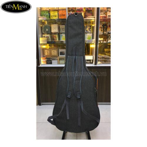 Bao Đàn Guitar Vải Acoustic Taylor 3 Lớp TMBG-T3