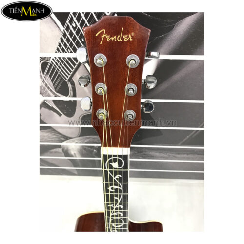 Đàn guitar Fender CD-60 không EQ
