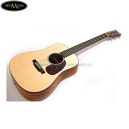 Đàn Guitar Martin Junior Series D Jr. E Acoustic Guitar w/Bag + bao