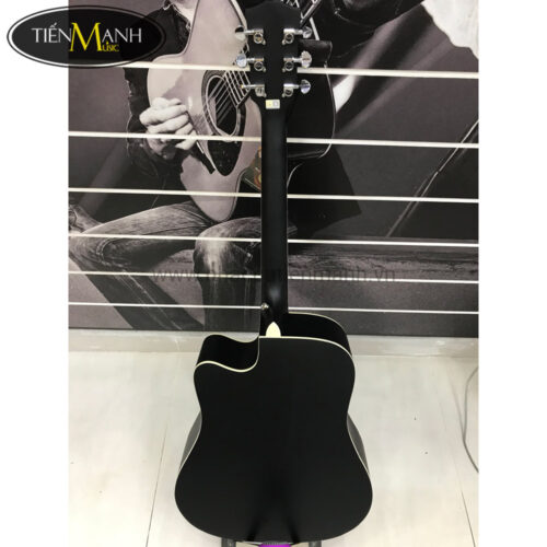 Đàn Guitar Acoustic Rosen G11-D-41 (Black-Natural-Sunburst-Blue)