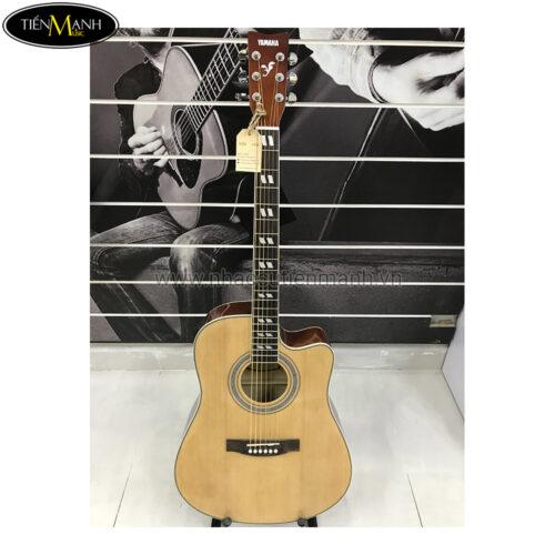 Đàn Guitar Acoustic TQ F6000 EQ