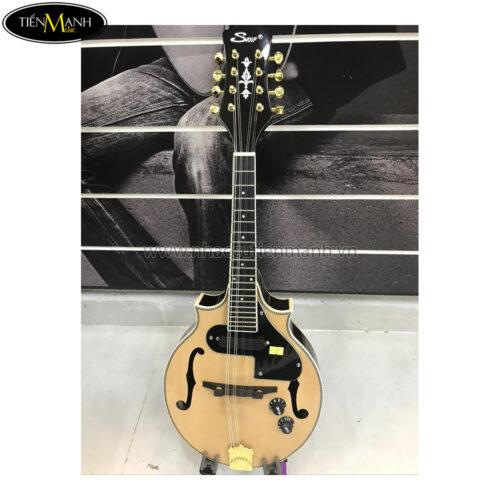 Đàn Mandolin Trung Quốc MA007 EQ