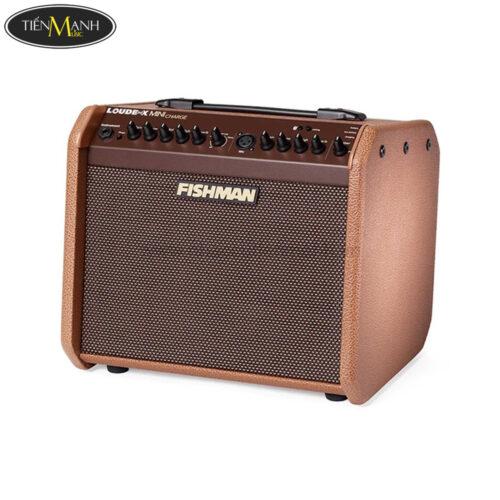 Fishman Loudbox Mini Charge 60W Battery Powered Acoustic Guitar Amplifier, UK
