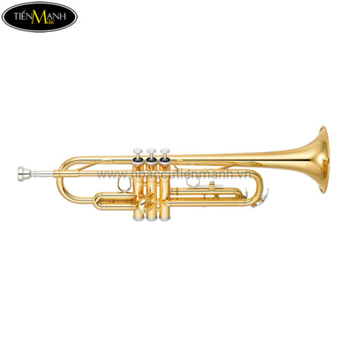 Kèn Trumpet Yamaha TQ TR-100 (màu vàng)
