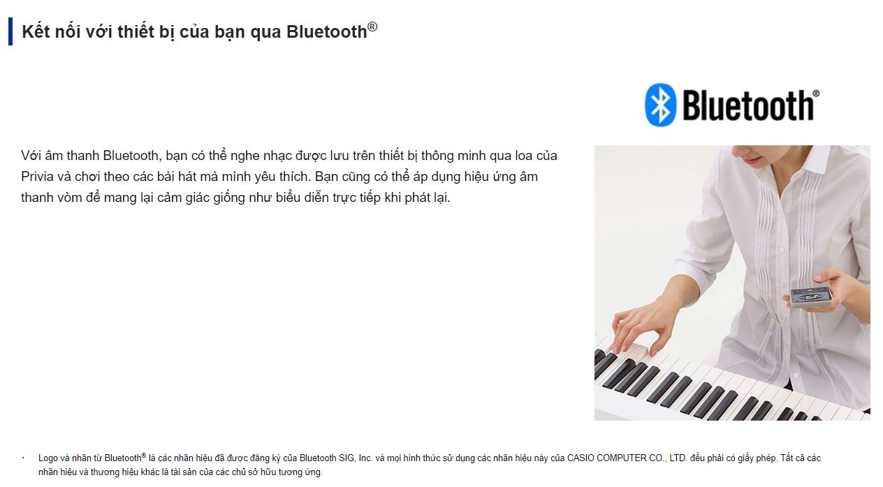 Những lý do nhất định phải sở hữu 1 cây đàn piano casio
