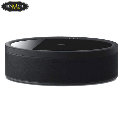 Loa Yamaha WX-051 Black + Loa Yamaha YAS-408 Black