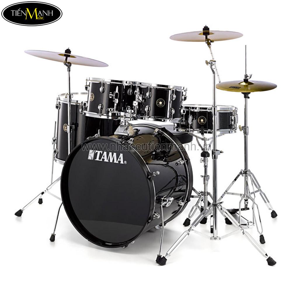 Bộ Trống Tama RH58H5-CCM (Đen) Rhythm Mate Drum Kit