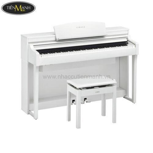 Đàn Piano Điện Yamaha CSP-170WH