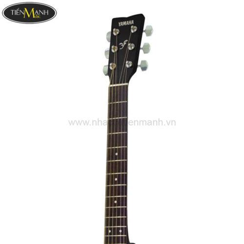 Đàn Guitar Acoustic Yamaha FS100C Black (full phụ kiện)