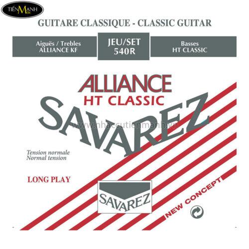 Dây Đàn Guitar Classic Cao Cấp Savarez 540R