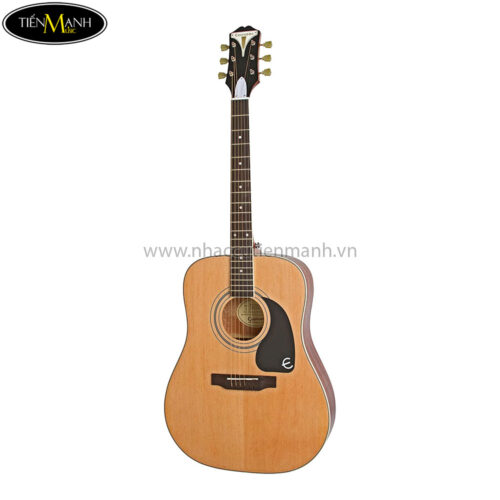 Epiphone PRO-1 Acoustic Guitar, Natural